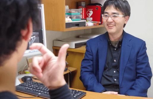 島田先生インタビュー
